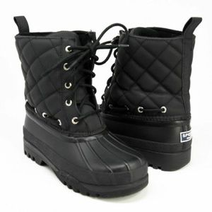 Sperry Quilted waterproof Gosling Boots